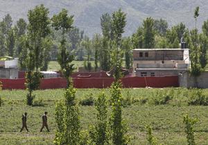 Фотогалерея: Гнездо Усамы. Дом, в котором убили террориста номер один