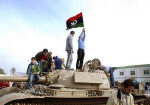 После смерти бин Ладена ливийские повстанцы требуют
