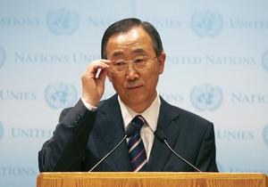 Генсек ООН сделал заявление по поводу гибели главаря Аль-Каиды