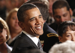 Обама: Это хороший день для Америки