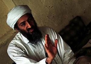Погребение бин Ладена сняли на видео