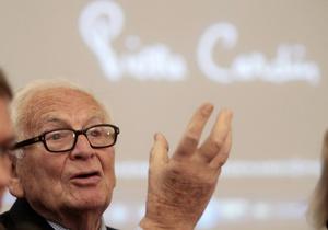 Пьер Карден намерен продать бренд за миллиард евро