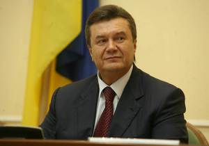 Янукович наградил орденом донецкого иерарха УПЦ МП