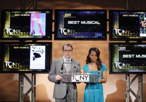 Мюзикл создателей Южного парка получил 14 номинаций на премию Тони