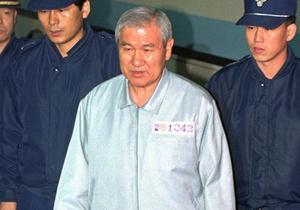 В легком бывшего президента Южной Кореи обнаружили семисантиметровую иглу