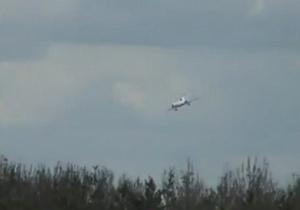 В России расследуют инцидент с Ту-154, который чудом посадили после отказа системы управления