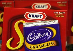 Чистая прибыль Kraft Foods упала на 58%