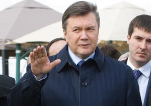 Янукович подписал закон об увеличении помощи малообеспеченным