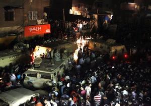 В столкновениях мусульман и христиан в Египте погибли пять человек