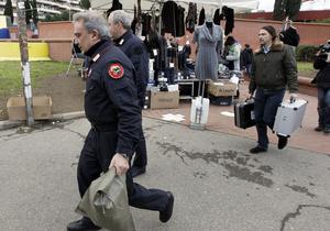 Жители Рима стараются покинуть столицу, ожидая завтрашнего землетрясения