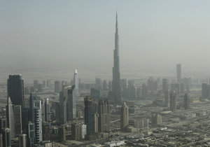 Зафиксировано первое самоубийство посредством прыжка с самого высокого здания в мире