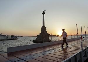 Ъ: ЧФ РФ может вернуть часть земли в Севастополе
