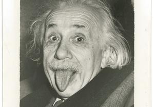 В Британии найдена иммиграционная карта Альберта Эйнштейна