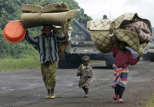 Исследование: В ДР Конго каждый час 48 женщин подвергаются изнасилованию
