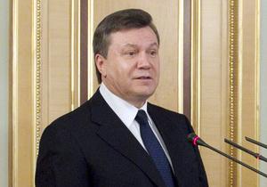 Янукович поручил Табачнику разработать новый законопроект об образовании