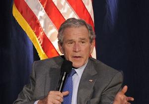 Буш рассказал, как Обама звонил ему, чтобы сообщить о ликвидации бин Ладена