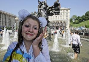 Киевские школьники отпразднуют последний звонок 27 мая
