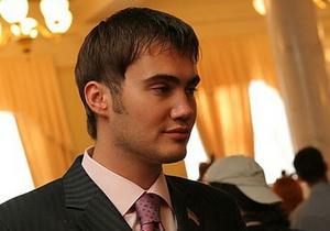 Янукович-младший выиграл бронзу в соревнованиях по автоориентированию на джипах