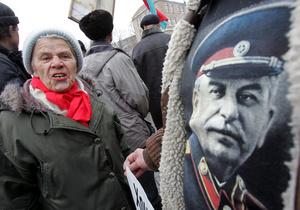 Тернопольский горсовет составил список преступлений коммунистического режима против украинцев