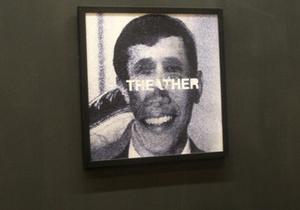 Фотогалерея: Несвятая троица. Индийский художник создал инсталляцию с Обамой, Ахмадинеджадом и бин Ладеном - святым духом