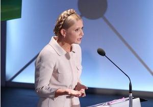 Тимошенко рассказала, как напугала присутствующих на программе Шустер Live