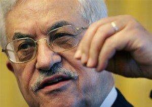 Аббас призвал ЛАГ обсудить модель ближневосточного урегулирования Обамы