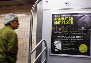 Сторонники проповедника Кэмпинга озадачены тем, что конец света 21 мая так и не наступил