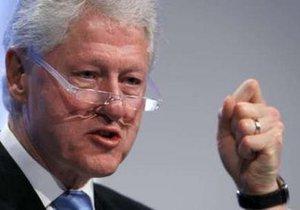 Клинтон запутался в географии, выступая на конференции в Черногории