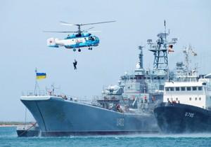 Сегодня после восьмилетней паузы возобновляются украинско-российские военные учения
