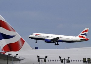British Airways отменяет все рейсы в Шотландию