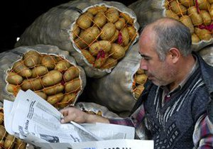 Россия может ввести полный запрет на импорт картофеля из Египта