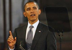 Обама заявил, что время мирового лидерства США и Британии не прошло