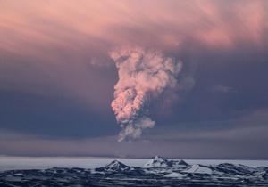 Вулканический пепел движется в строну Берлина
