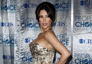 Актриса Ким Кардашьян заявила, что у нее