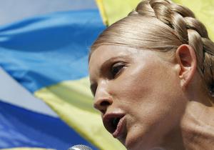 Пшонка утверждает, что его общение с дипломатами не стало причиной избежания ареста Тимошенко