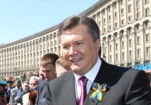 Янукович рассказал, как пытался пройтись по центру Киева, чтобы его никто не увидел