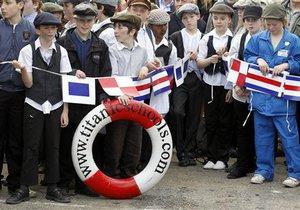 Сто лет назад был спущен на воду легендарный Титаник