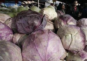 Россия восстанавливает ввозные пошлины на импорт картофеля, гречихи и капусты