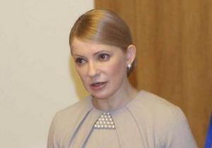 Тимошенко пришла в Верховную Раду без косы