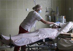 В Мариуполе госпитализировали еще одного жителя с подозрением на холеру
