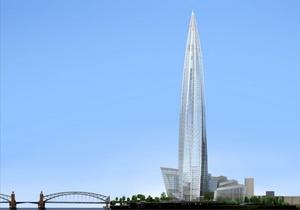 В Петербурге может появиться небоскреб высотой в полкилометра