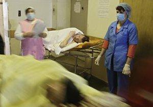 СЭС: Ситуация по кишечным заболеваниям в Украине - стабильная
