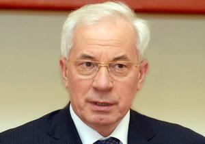 Азаров назвал размер дефицита госбюджета за пять месяцев
