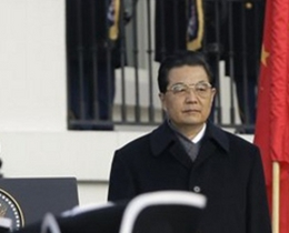 Лидер Китая Ху Цзиньтао посетит Украину