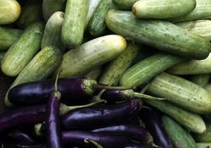 Украина не намерена запрещать импорт овощей из Евросоюза