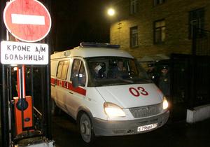 В Подмосковье полицейский на автомобиле Lexus сбил ребенка