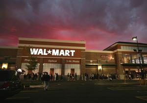 Wal-Mart не смог уличить российскую компанию в плагиате
