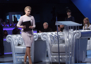 Тимошенко написала письмо Шустеру