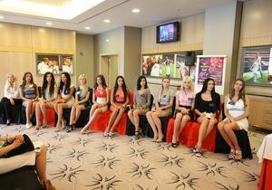 Фотогалерея: Мисс Донбасс OPEN-2011. Участницы конкурса