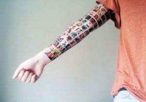 Татуировка голландки с фото 152 друзей из Facebook оказалась рекламой